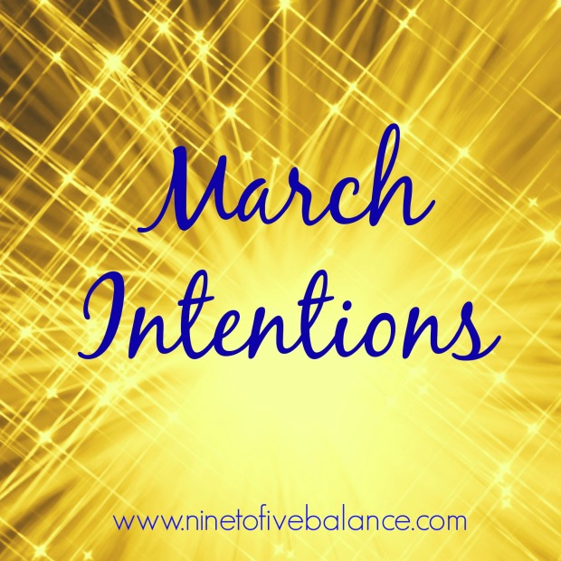 MarchIntentions