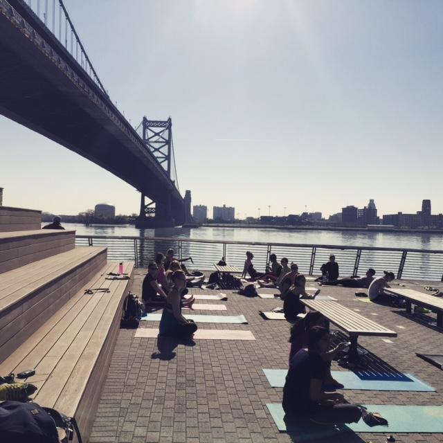 April_yoga_pier